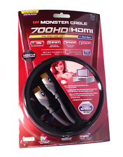 Monster Cable 700HD Premium High Speed HDMI for LCD, LED, Blu-ray - 3 Ft (1M)