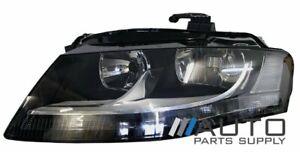 Audi A4 LH Headlight Head Light Lamp B8 Non-Xenon 2008-2012 Models *New*