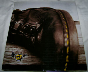 Dr. Martens Air Wair Book Shoes 1999 History Fashion Punk Rock & Roll Hardcover