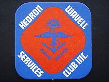 KEDRON WAVELL SERVICES CLUB INC 3599122 COASTER