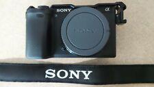Sony Alpha A6400 24.2MP Mirrorless Digital Camera (Body Only) in box W/SmallRig