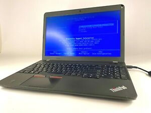 Lenovo Thinkpad E550 Laptop BOOTS Core i3-5005U 4GB RAM READ!