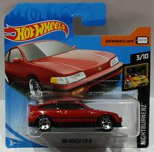 1:64 Modellauto Auto Spielzeug Sammler Sammlung Schwarz Honda Civic Type R