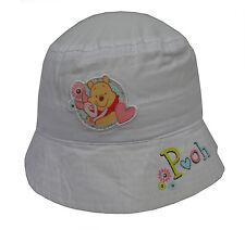 DISNEY Winnie Pooh Babyhut 48 cm Baby Kinder Mütze Hut Kinderhut 770-464 NEU