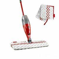 Microfiber Rotary Spray Mop Cloth Cleaning Pads For O-Cedar ProMist MAX