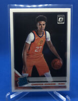 2019-20 Panini Donruss Optic Cameron Johnson Phoenix Suns #200 Rated Rookie RC
