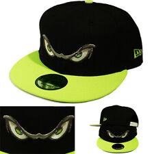 New Era MILB Lake Elsinore Storm Snapback Hat Black Cyber Green Classic Game Cap