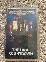 Europe - The Final Countdown Cassette Tape