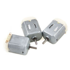 3Pcs 3V to 6V Low Voltage Miniature DC Motor DIY Toy 130 Small Electric Motor