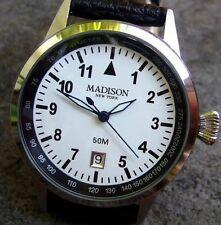 Original Madison New York Uhr für Seefahrer