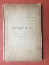 Francesca, John Ruskin / The Story of Ida Epitaph on an Etrurian Tomb 1st 1883