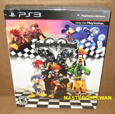 Kingdom Hearts HD 1.5 ReMIX Limited Edition New + DLC (PlayStation 3, 2013) PS3