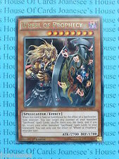 Wheel of Prophecy MP14-EN017 Rare Yu-Gi-Oh Card 1st Edition New