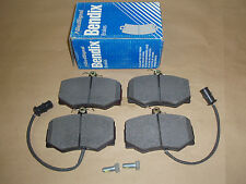 Jaguar XJS 3.6 Engine 1986 - 1987 To Chassis No 53361 571397B Front Brake Pads