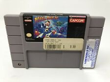 Mega Man X (Super Nintendo Entertainment System, 1993) B160