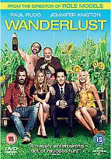 Wanderlust [DVD], Excellent DVD, Justin Theroux, Ray Liotta, Malin Akerman, Paul