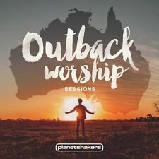 Outback Worship Sessions 0000768644027 by Planetshakers CD