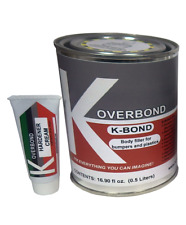 Body Filler for Bumpers and Plastics - K-BOND