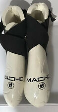 Macho Sparring Boots Black Size 11/12