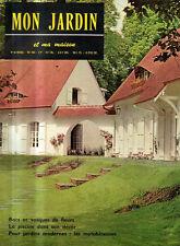mon jardin et ma maison n°84 bac et vasque de fleur piscine et decor motobineuse