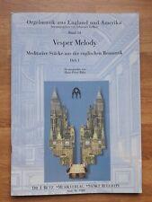 Orgel ? Vesper Melody (2005) ? Meditative Stücke aus der Englischen Romantik