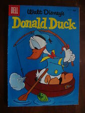 Donald Duck #47 VG/F Going Fishing