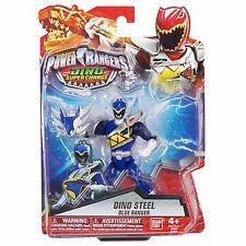 Power Rangers Dino Super Charge 12.5 cm Dino STEEL BLUE RANGER Figure