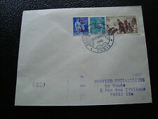 FRANCE - enveloppe 24/9/1950 (cy50) french