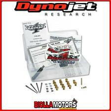E4225 KIT CARBURAZIONE DYNOJET YAMAHA XT 600E 600cc 1998- Stage 2 Jet Kit