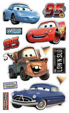 Disney Pixar CARS Epoxy Scrapbook Stickers