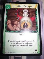 HARRY POTTER TCG CHEMIN DE TRAVERSE POTION D'APOCYN 56/80 COM FRANCAIS NEUF