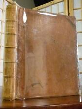 1780 VOYAGE EAST INDIA COMPANY Egypt Red Sea ENGRAVINGS Arabia MAPS Rare ANTIQUE