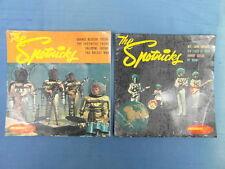 THE SPOTNICKS :  LOT DE 2 POCHETTES 45 TOURS EP ANNEES 50/60