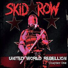 SKID ROW United World Rebellion Chapter One UK 180g vinyl LP SEALED/NEW