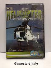 R/C HELICOPTER INDOOR FLIGHT SIMULATION (PC) VIDEOGIOCO NUOVO SIGILLATO NEW GAME