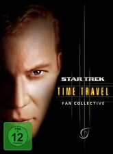 4 DVDs * STAR TREK - TIME TRAVEL - FAN COLLECTIVE - Shatner Stewart # NEU OVP +