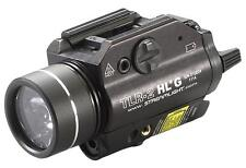 Streamlight 69265 TLR-2 HL G Tactical Rail Mounted Weaponlight & Green Laser