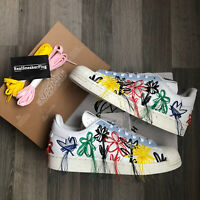 "Adidas Superstar ""Superearth"" Sean Wotherspoon     UK10.5 - US11 - EU45 1/3"