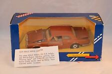 Corgi Toys C279/3 279  Rolls - Royce brown perfect mint in box