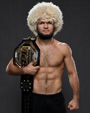 Khabib Nurmagomedov UFC 8x10 Photo MMA Photograph Unsigned Print #1
