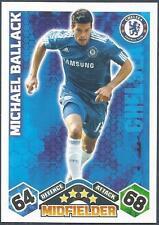 TOPPS MATCH ATTAX 2009-10-CHELSEA & GERMANY-BAYERN MUNICH-MICHAEL BALLACK