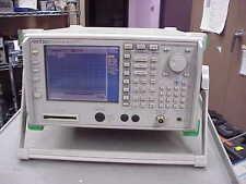 ANRITSU MS2683A /03 9KHz-7.8GHz Spectrum Analyzer