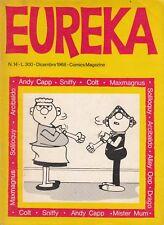EUREKA n. 14 - EDITORIALE CORNO - DICEMBRE 1968