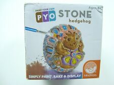 Mindware Paint Your Own Stone Hedgehog