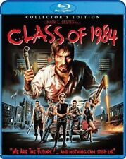 CLASS OF 1984 (COLLECTOR'S EDITION BLU RAY *REGION A* - SEALED + FREE POST)