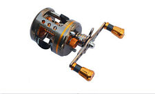 Mingyang GS5000 Baitcasting Reels Fishing Tackle 8 BB Right handed  G.R. 5.1:1