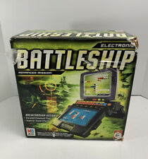 Milton Bradley Electronic Battleship Advanced Mission Game