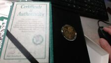Larry Bird Limited Edition Bronze Coin by Balfour