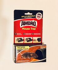 Mouse Traps AMDRO 1 Trap 12 Rings Use 12 Times