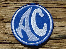 A138 ECUSSON PATCH THERMOCOLLANT aufnaher toppa AC bristol ace cobra automobile